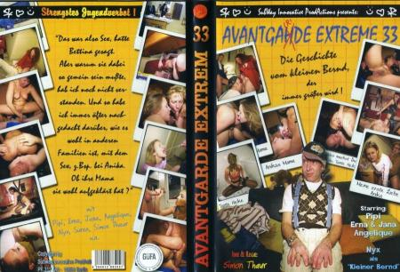 Pipi, Jana, Erna, Angelique - Avantgarde Extreme 33 - Subway Innovative Productions - Scatting, Domination Scat [DVDRip]