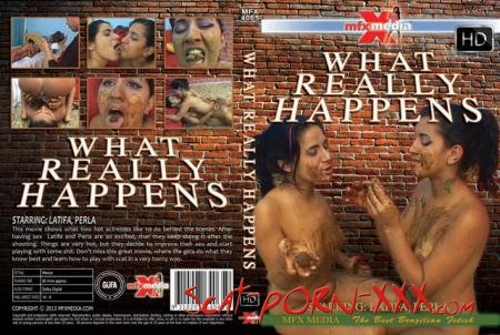 Latifa, Perla - What Really Happens - R76 [MFX-4065] - MFX - Lesbian, Domination, Brazil [HDRip]