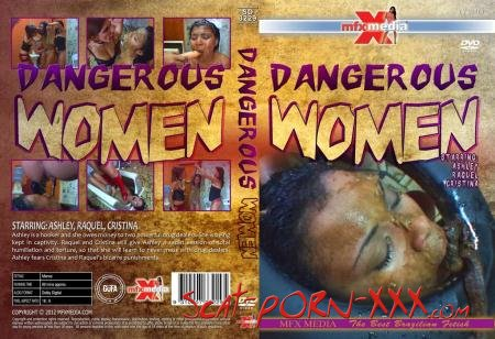 Ashley, Raquel, Cristina - SD-3229 Dangerous Women - MFX Media - Domination, Brazil [HDRip]