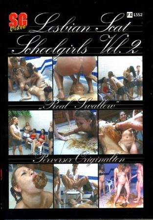 Brazilian Amateur Girls - Lesbian Scat Schoolgirls 2 - SG-Video - Domination, Germany [DVDRip]