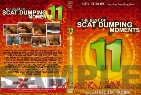 Agata Ventury, Michele Santos, Jessica, Dyana - MFX-S011 - The Best of Scat Dumping Moments 11 - MFX Europe - Lesbians, Bizarre [DVDRip]