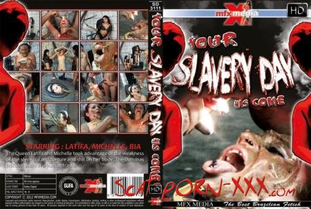 Latifa, Mochelle, Bia - [SD-3111] Your Slavery Day Has Come - MFX Media - Lesbian, Domination [HDRip]