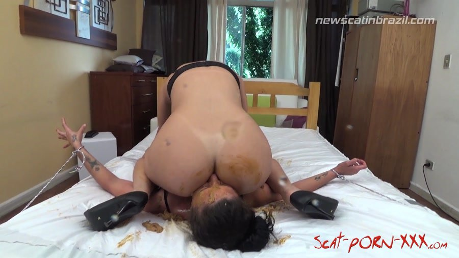 Cindy Blueberry, Michele - Time to Scat - NewScatInBrazil.com - Lesbian, Domination [FullHD 1080p]