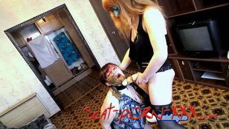 ModelNatalya94 - Strap-on for dogs Olga - Femdom Scat - Domination, Amateur [FullHD 1080p]