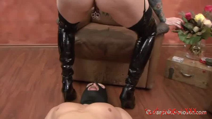 Veronica Moser - VM23 - THE BITCH - Mature Extreme - Humiliation, Femdom [SD]