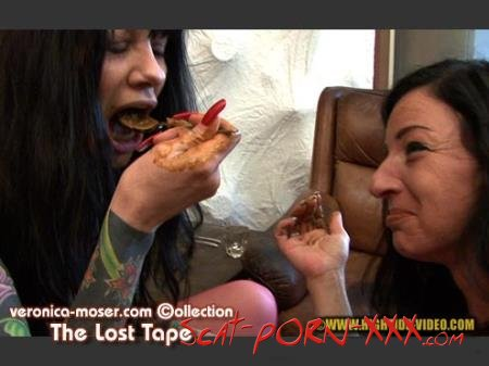Veronica Moser, Rieke - VM60 - THE LOST TAPE - Hightide-Video - Lesbians, Mature [SD]