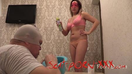 MilanaSmelly - All 6 girls powerfully crap - Shitting Girls - Scatology, Femdom [FullHD 1080p]