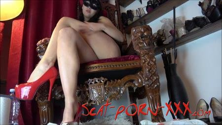 Mistress Gaia - A special treat for you - Femdom - Domination, Solo, Humiliation [FullHD 1080p]