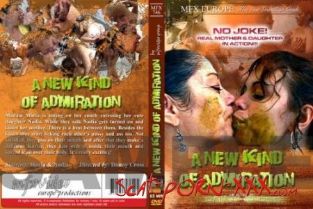 Maria, Nadja - MFX-746 A New Kind Of Admiration - MFX-Media - Lesbian, Smearing [SD]