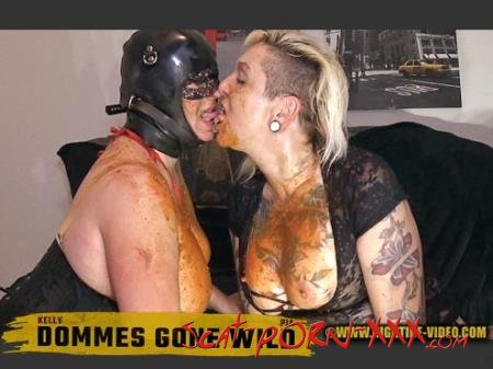 Pia, Kelly - DOMMES GONE WILD - Hightide-Video.com - Defecation, Milf, Latex [HD 720p]